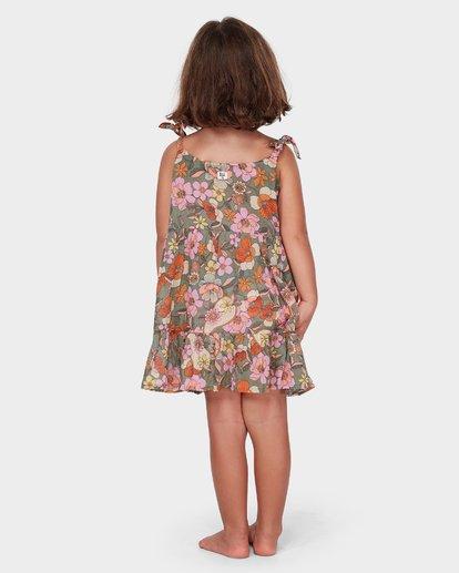 2 GIRLS FIORE DRESS  5582473 Billabong