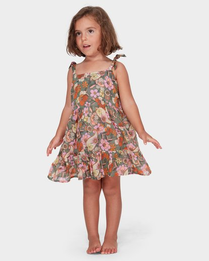0 GIRLS FIORE DRESS  5582473 Billabong