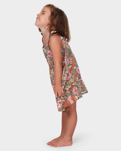 1 GIRLS FIORE DRESS  5582473 Billabong