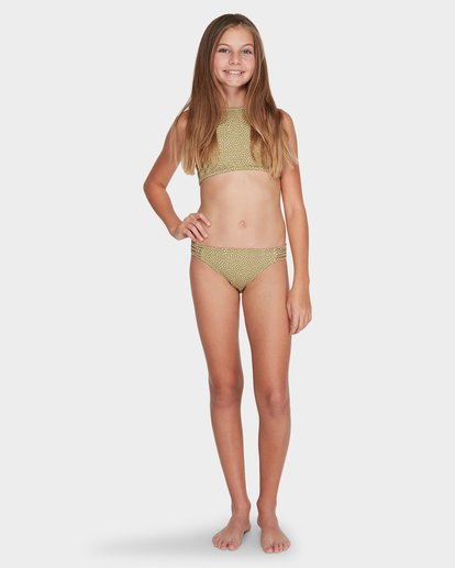 3 TEEN MASHA DOT BIKINI SET  5582554 Billabong