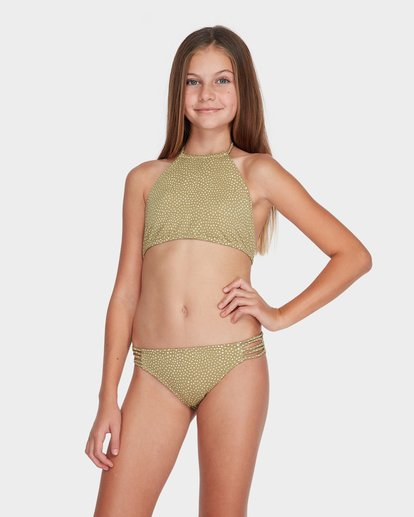 0 TEEN MASHA DOT BIKINI SET  5582554 Billabong
