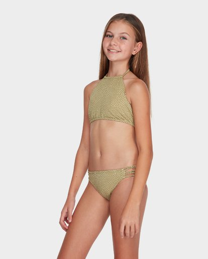1 TEEN MASHA DOT BIKINI SET  5582554 Billabong
