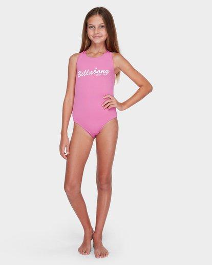 3 TEEN SUNSHINE ONE PIECE Pink 5582563 Billabong