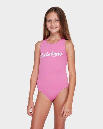0 TEEN SUNSHINE ONE PIECE Pink 5582563 Billabong