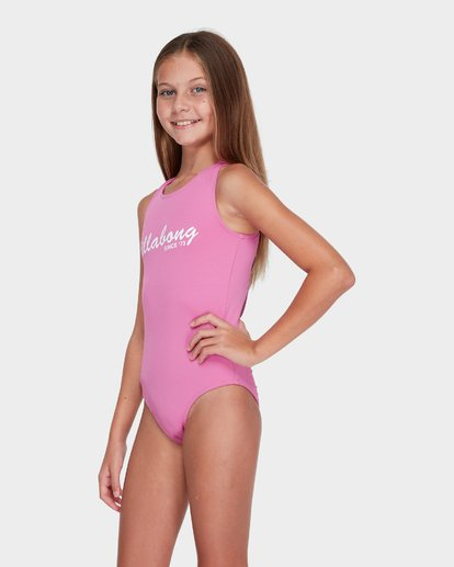 1 TEEN SUNSHINE ONE PIECE Pink 5582563 Billabong