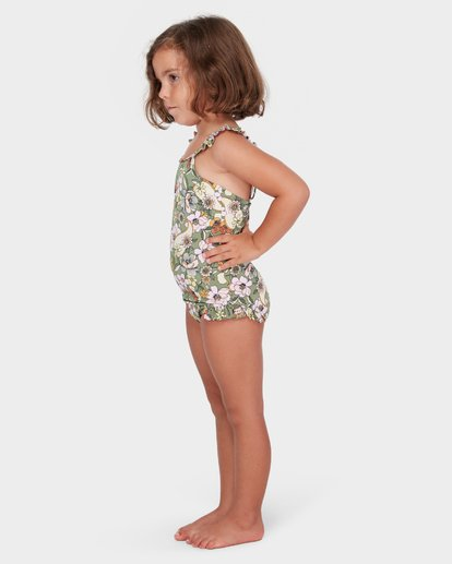 1 GIRLS FIORE ONE PIECE Green 5582568 Billabong
