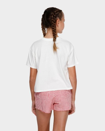 2 Rainbow Bay Tee White 5591002 Billabong