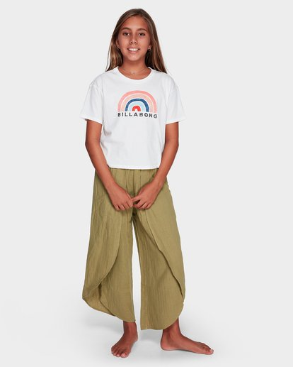 5 TEEN MONTANA PANTS Green 5591401 Billabong