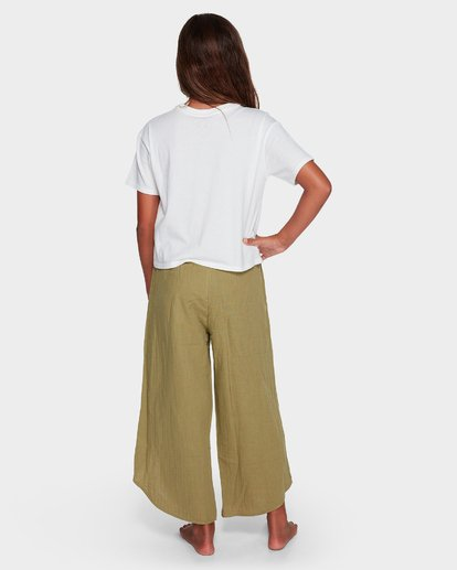 2 TEEN MONTANA PANTS Green 5591401 Billabong