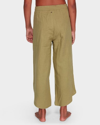 4 TEEN MONTANA PANTS Green 5591401 Billabong