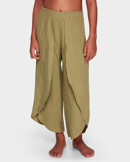 3 TEEN MONTANA PANTS Green 5591401 Billabong