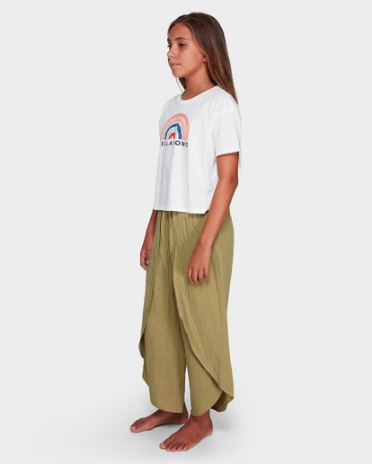 1 TEEN MONTANA PANTS Green 5591401 Billabong