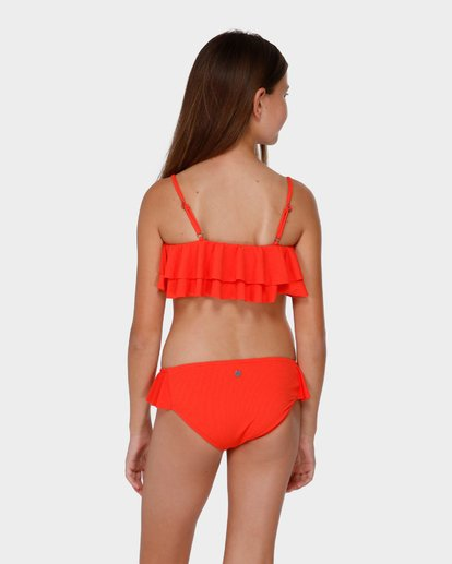 2 Sicily Bikini Set Red 5591553 Billabong