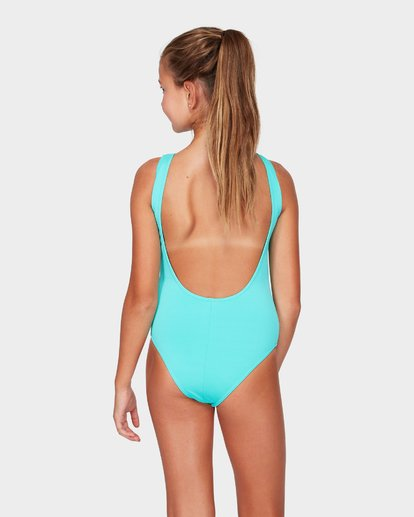 2 NEW AGE ONE PIECE Blue 5591557 Billabong