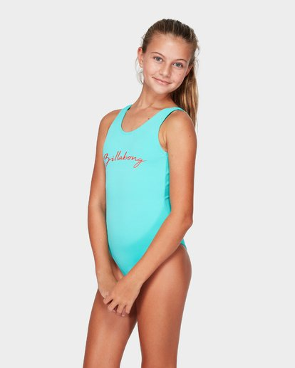1 NEW AGE ONE PIECE Blue 5591557 Billabong