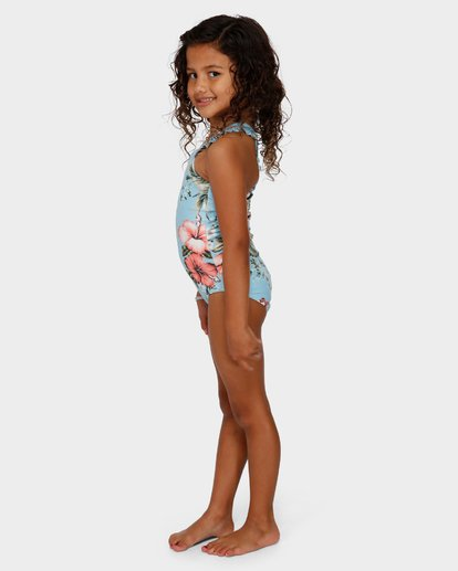 1 GIRLS SWEETHEART ONE PIECE Blue 5591561 Billabong