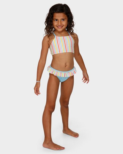 3 Girls Tutti Fruitti Bikini Set White 5591563 Billabong
