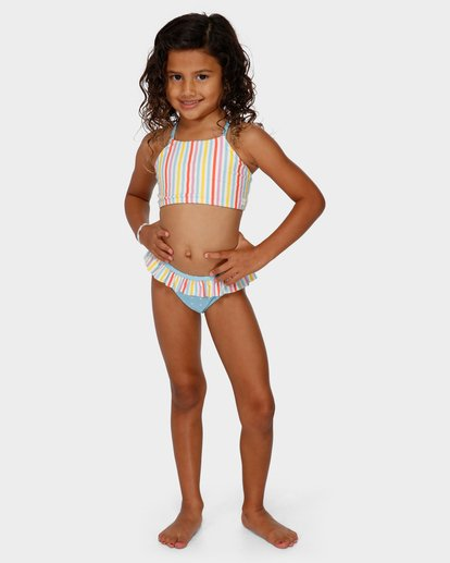 0 Girls Tutti Fruitti Bikini Set White 5591563 Billabong