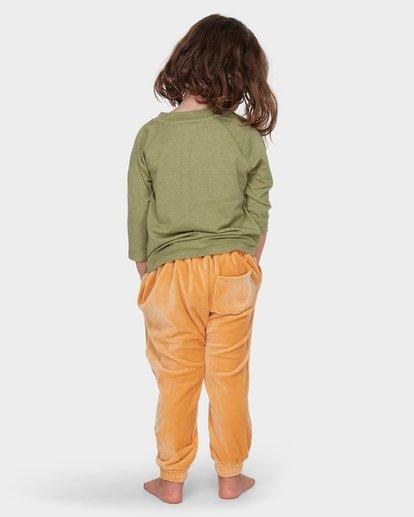 2 Girls Day Tripper Long Sleeve Tee Green 5595074 Billabong