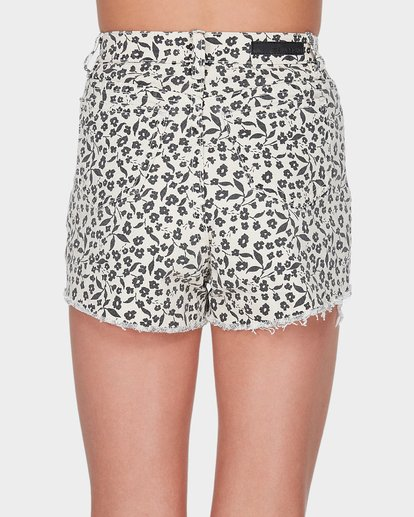 4 Teen Ariella Short White 5595271 Billabong