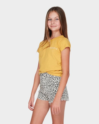 1 TEEN ARIELLA SHORT White 5595271 Billabong