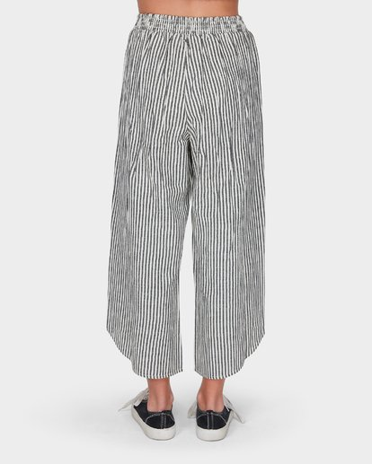 4 TEEN SUN STRIPED PANT Black 5595272 Billabong