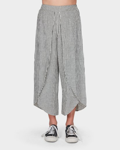 3 TEEN SUN STRIPED PANT Black 5595272 Billabong