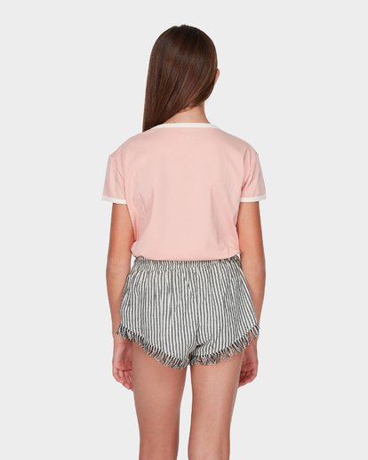 2 TEEN SUN STRIPED SHORT Black 5595273 Billabong