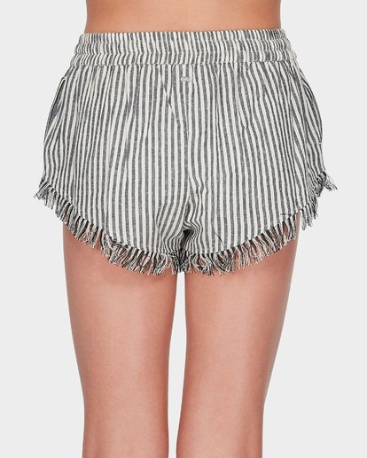 4 TEEN SUN STRIPED SHORT Black 5595273 Billabong