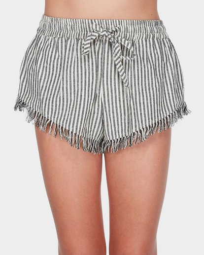 3 TEEN SUN STRIPED SHORT Black 5595273 Billabong