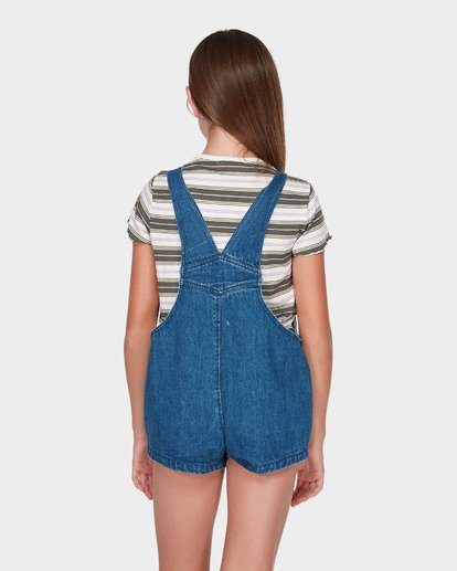 2 TEEN DARE TO DREAM PLAYSUIT Blue 5595501 Billabong
