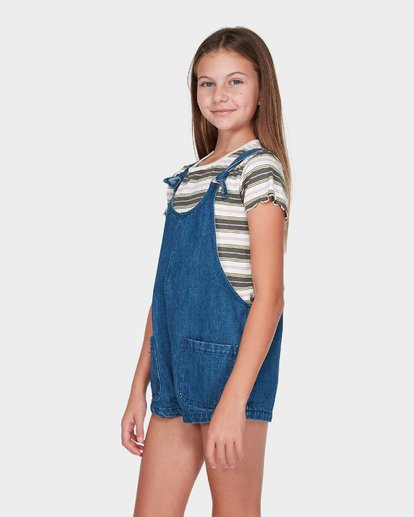 1 TEEN DARE TO DREAM PLAYSUIT Blue 5595501 Billabong