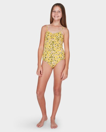 3 TEEN GOLDEN SKY ONE PIECE Yellow 5595553 Billabong