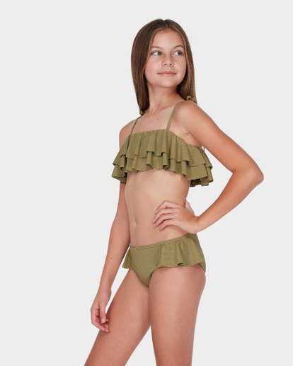 1 TEEN CASUARINA BIKINI SET Green 5595556 Billabong