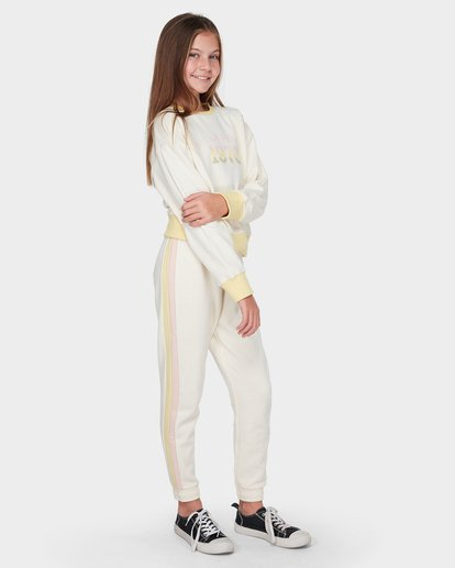 5 TEEN LONG LIVED TRACKPANT Beige 5595737 Billabong