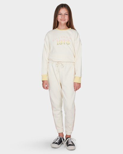 0 TEEN LONG LIVED TRACKPANT Beige 5595737 Billabong