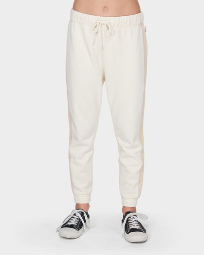 3 TEEN LONG LIVED TRACKPANT Beige 5595737 Billabong