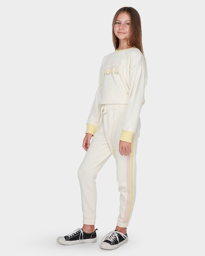 1 TEEN LONG LIVED TRACKPANT Beige 5595737 Billabong