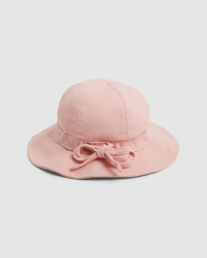 2 Petal Sun Hat Red 5603303 Billabong