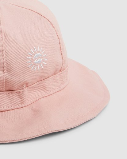 4 Petal Sun Hat Red 5603303 Billabong