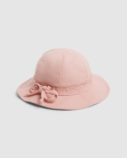3 Petal Sun Hat Red 5603303 Billabong