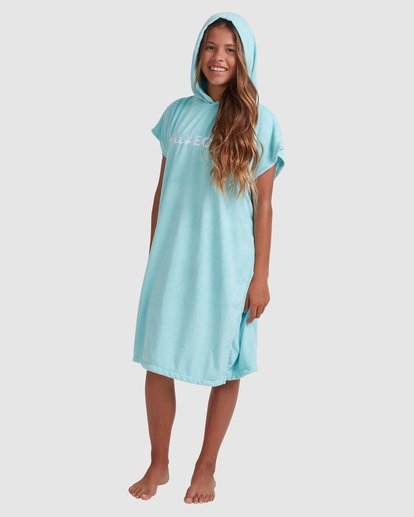 2 Girls 6-14 Girls Hoodie Towel  5604723 Billabong