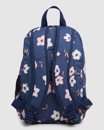 2 Lets Go Backpack Blue 5607002 Billabong