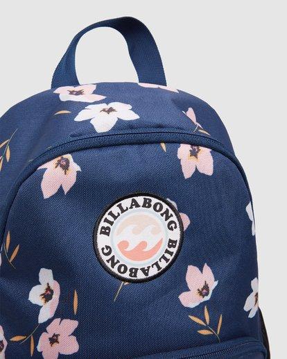 4 Lets Go Backpack Blue 5607002 Billabong