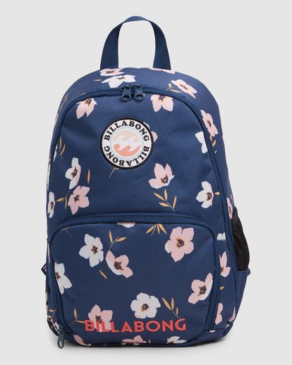0 Lets Go Backpack Blue 5607002 Billabong