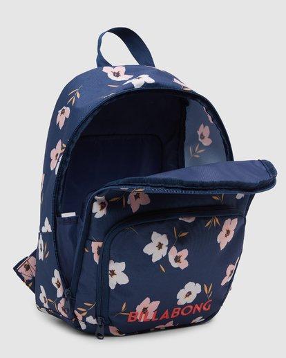 3 Lets Go Backpack Blue 5607002 Billabong