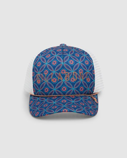 1 Down Town Trucker Blue 5607300 Billabong