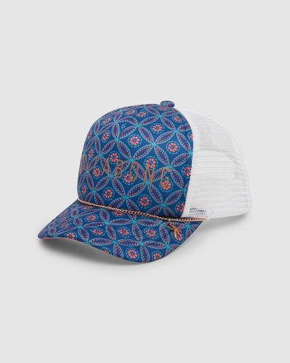 0 Down Town Trucker Blue 5607300 Billabong
