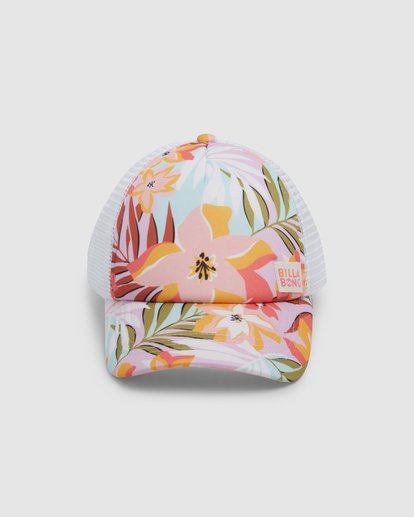 1 Dreamy Daze Trucker Cap Red 5607305 Billabong