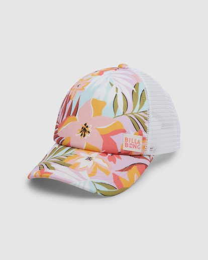 0 Dreamy Daze Trucker Cap Red 5607305 Billabong